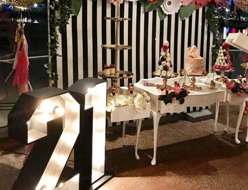 7 On Trend Ideas for Your Private Party