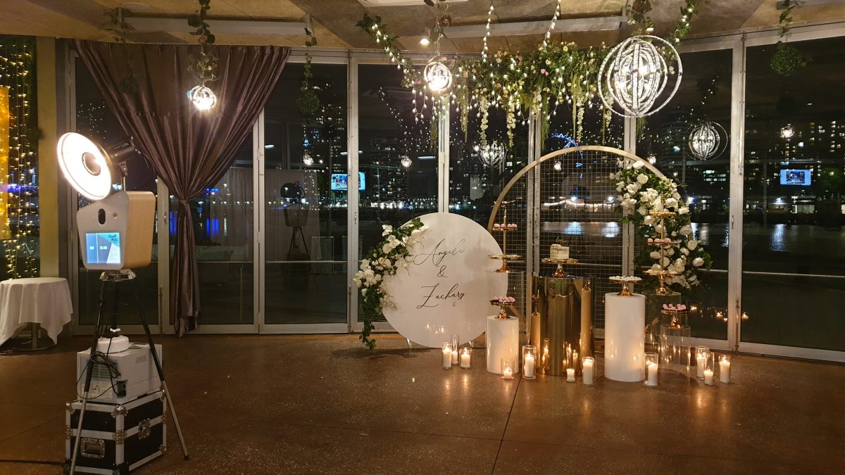 Engagement Party Room
