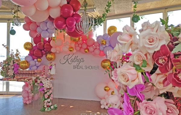 Bridal Shower Venue Melbourne